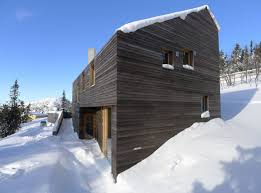 Cabin Architecture Twisted Cabin By Jva