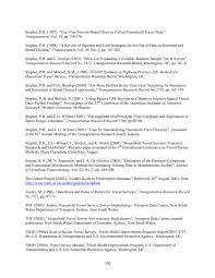 Louisiana travel docs images 11 references technical appendix to nchrp report 571 gif