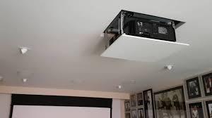 jvc dla x7000 projector custom install youtube