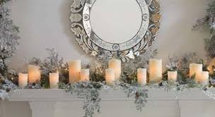 wonderful idea of christmas decoration for mantel homesfeed