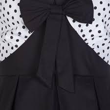 100 polka dot bow dress polka dot shirt dress bow collar