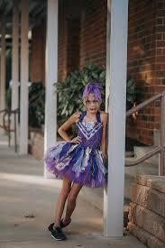Zombie Cheerleader Costume Girls Zombie Cheerleader Any Team Tutu Dress Halloween