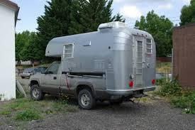 Ram 3500 Truck Camper - avion cab over slide camper mounted to a chevrolet pickup truck