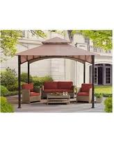 Outdoor Gazebo With Curtains Alert Amazing Deals On Outdoor Gazebo Curtains