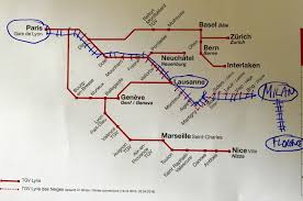 Amtrak Train Routes Map by Time Travel Euro Rail Why Better Than Amtrak