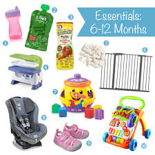 baby essentials baby essentials 6 12 months