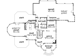 Modern Victorian House Plans by Concrete Block House Floor Plans