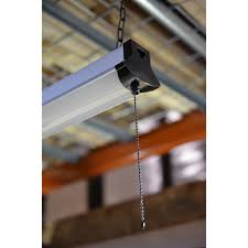 keystone 4 led shop light 5000 lumens led shop light fixture 4 ft 53w keystone sl4a 4000l