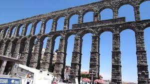 salamanca aqueduct of segovia youtube