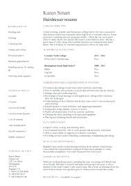 simple resume objective samples fashion stylist resume objective