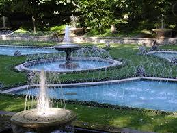 marvelous decoration fountains for gardens comoutdoor wall