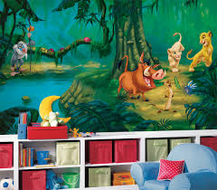 jl1253m lion king prepasted xl sized wallpaper mural lion king prepasted xl sized wallpaper mural
