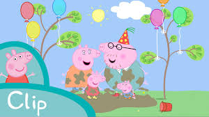 peppa pig birthday peppa pig episodes pig s birthday clip for