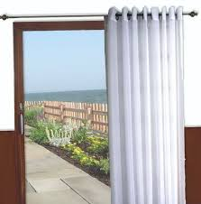 Pinch Pleated Patio Door Drapes by Patio Door Drapes Grommets Home Design Ideas