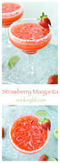Easy Fresh Strawberry Margarita