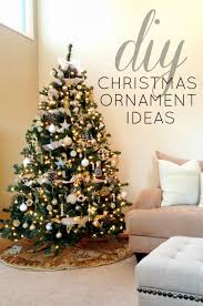 modern tree with straw ornaments andrea outloud