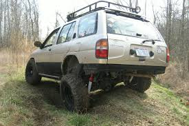 nissan safari lifted fukinitupagain 1997 nissan pathfinder specs photos modification