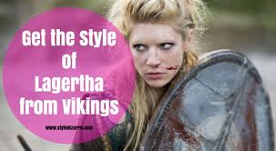 lagatha lothbrok hairstyle get the style of lagertha from vikings style on vega