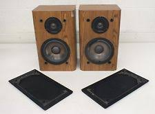 Infinity Rs1 Bookshelf Speakers Infinity Rs Ebay