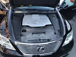 used lexus 2007 used lexus ls460 complete engines for sale