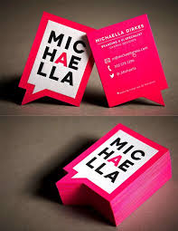 Cool Shaped Business Cards Best 25 Card Designs Ideas On Pinterest Business Card Design