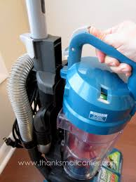 Hover Vaccum Thanks Mail Carrier Hoover Nano Cyclonic Compact Bagless