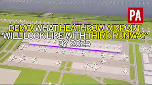 heathrow terminal 5 floor plan heathrow expansion plans map of affected areas with flight paths