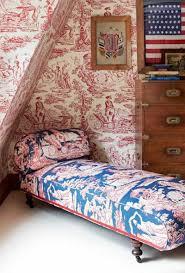 chambre toile de jouy papier peint toile de jouy free papier peint floral et