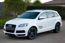 Audi Q7 Gold - 2012 audi q7 tdi autoblog