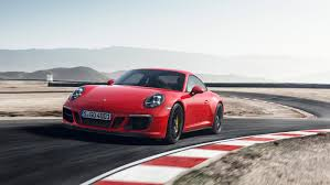 red porsche 911 the new porsche 911 gts models