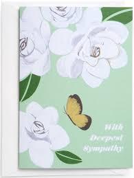 sympathy card butterfly sympathy card berinmade