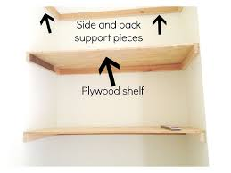 How To Decorate Floating Shelves A Simple Diy Floating Shelves For Your Home