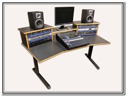 Recording Studio Desks Recording Studio Desk Dimensions Home Design Ideas