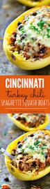 thanksgiving day run cincinnati cincinnati turkey chili spaghetti squash boats whole and