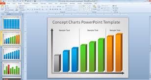 Template Chart Powerpoint Powerpoint Chart Template Free Creative Powerpoint Chart Template