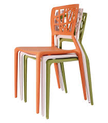 Plastic Stacking Patio Chairs Picture 4 Of 38 Outdoor Plastic Chairs Furniture White