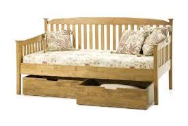 Wood Daybed Frame Diy Wood Daybed Frame Wooden Day Bed Frame Serene Black Wooden