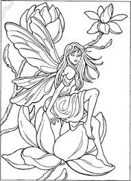 fairy coloring u2026 coloring pages fairy