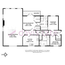 88m Career Map 3 Bedroom Flat For Sale In Tidmarsh