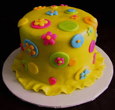 yellow birthday cake images reverse search
