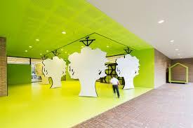 designboom green school anglo colombiano school by aei arquitectura e interiores bogotá