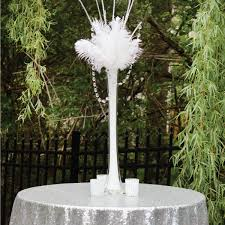 ostrich feather centerpiece how to ostrich feather centerpiece linentablecloth