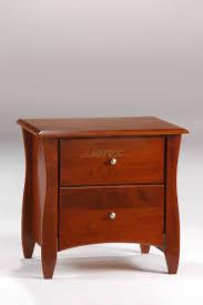 clove 2 drawer nightstand xiorex