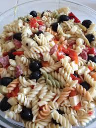 antipasto pasta salad crumbsinmymustachio