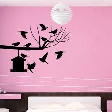 stickers muraux chambre salon stickers muraux chambre d enfant décoration à la maison
