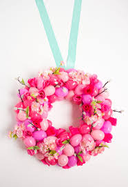 how to make easter wreaths 10 gorgeous diy easter wreaths design improvised