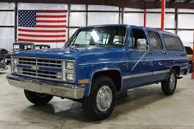 1995 Suburban Interior 1988 Chevrolet Suburban For Sale Carsforsale Com