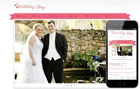 A Wedding Planner Wedding Day A Wedding Planner Mobile Website Template By W3layouts