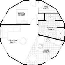 26 ft dia 540 sq ft cabin and many other floorplans pint sized