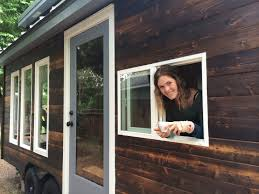 Shafer Tiny House by This New Cafe Is Inside Of A Little Tiny House
